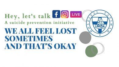Photo of Hospital Fatimah: A Suicide Prevention Initiative (21 Aug 2021)