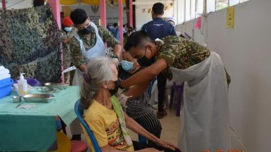Photo of Elderly Can Walk-In for Vaccination
