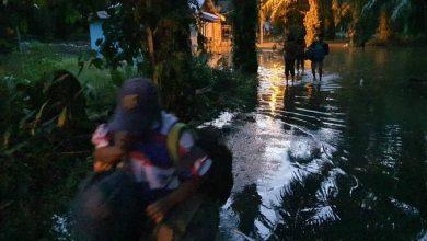 Photo of Heavy Rain Causes Floods in Perak