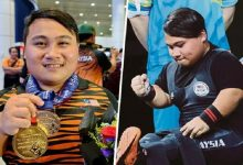 Photo of Bonnie Won Malaysia's First Gold Medal at Tokyo Paralympics