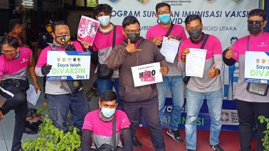 Photo of Foodpanda Riders Receive Long-Awaited Vaccinations