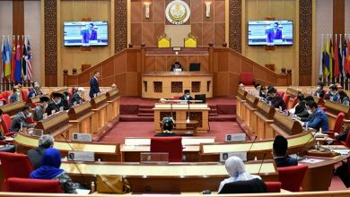 Photo of Perak DUN Meeting to be Implemented via a Bubble Concept