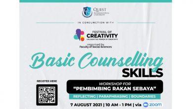 Photo of QIU: Basic Counselling Skills Workshop (7 Aug 2021)