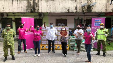 Photo of PWW and Malaysian AEON Foundation Aid the Needy