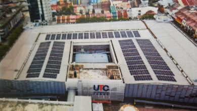 Photo of Solar Energy System Installation Completed in July