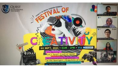Photo of QIU's Festival of Creativity Unleashes Inspiration, Imagination And Celebration Among Local Youth