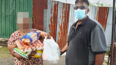 Photo of Ipoh's Pandemic Angel
