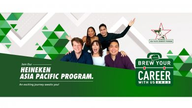 Photo of HEINEKEN's Asia Pacific Graduate Programme Now Open for Applications