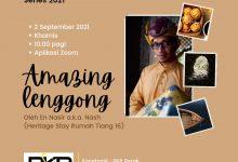 Photo of Perak Tourism Webinar: Amazing Lenggong by Nasir
