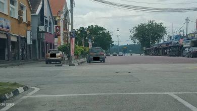 Photo of Lumut Quiet as a Dead Town