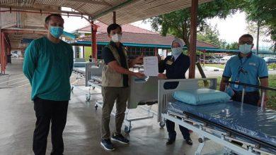 Photo of Selama Hospital COVID-19 Ward Receives Bed Donations