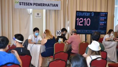 Photo of More than 17 Million Malaysians Fully Vaccinated