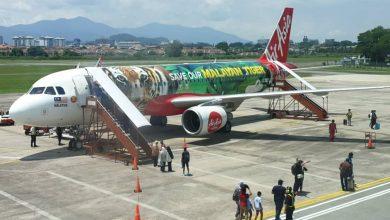Photo of AirAsia's Ipoh-Langkawi Maiden Flight Receives Positive Response