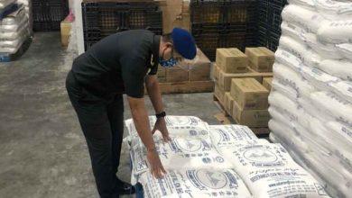 Photo of KPDNHEP Perak Seized 26,421kg of Wheat Flour