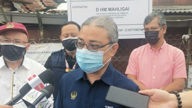 Photo of RM300,000 by MBI to Repair Dilapidated Roofs of Pasir Pinji Wet Market