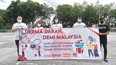 Photo of Malaysia Day Blood Donation Campaign (16 Sep 2021)