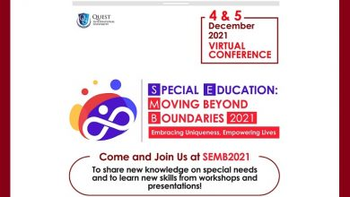 Photo of International Conference Set To Break Special Needs Education Boundaries