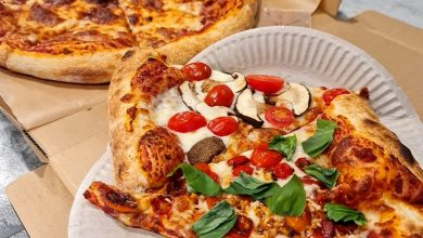 Photo of Snippets on Food: 718 Pizza