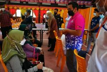 Photo of 80% of Perak Residents Vaccinated