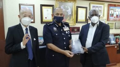 Photo of Society Donates 10,000 Face Shields to Keep Frontliners Safe
