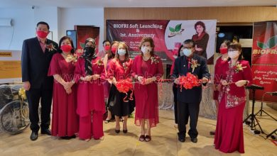 Photo of BioFri Spreads Cheers to Welfare Homes in Conjunction with Soft Launch