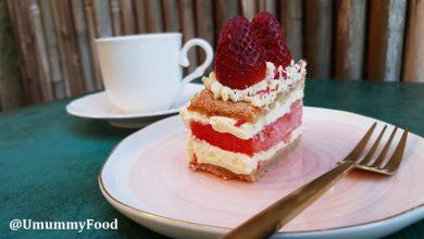 Photo of Recipe: Watermelon and Strawberry Cake