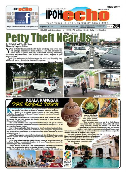 Ipoh Echo Issue 264