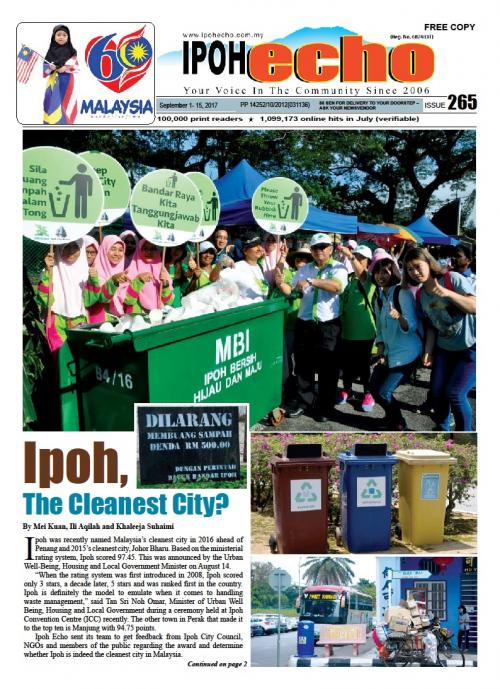 Ipoh Echo Issue 265