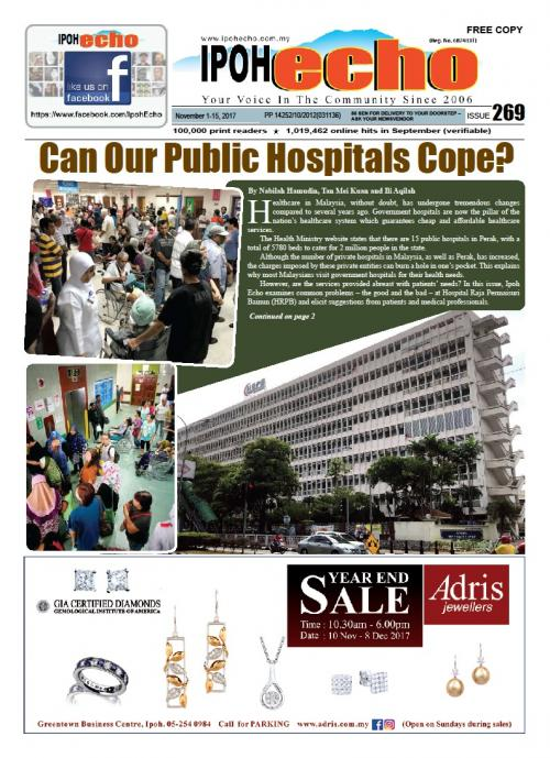 Ipoh Echo Issue 269