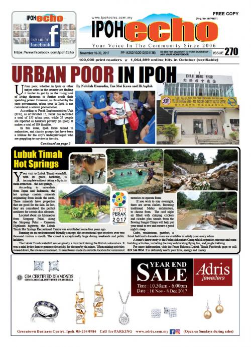 Ipoh Echo Issue 270