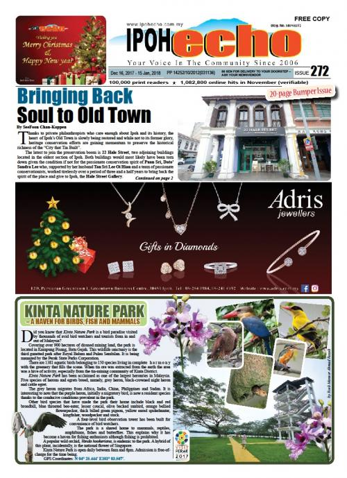 Ipoh Echo Issue 272