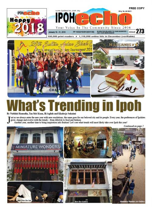 Ipoh Echo Issue 273