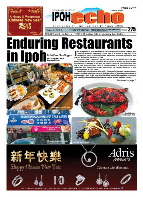 Ipoh Echo Issue 275