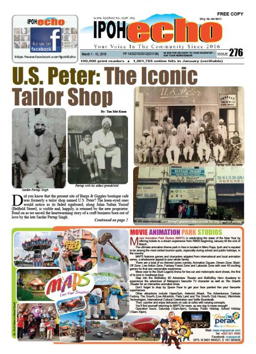 Ipoh Echo Issue 276