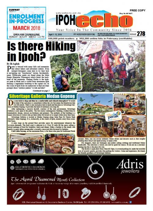 Ipoh Echo Issue 278