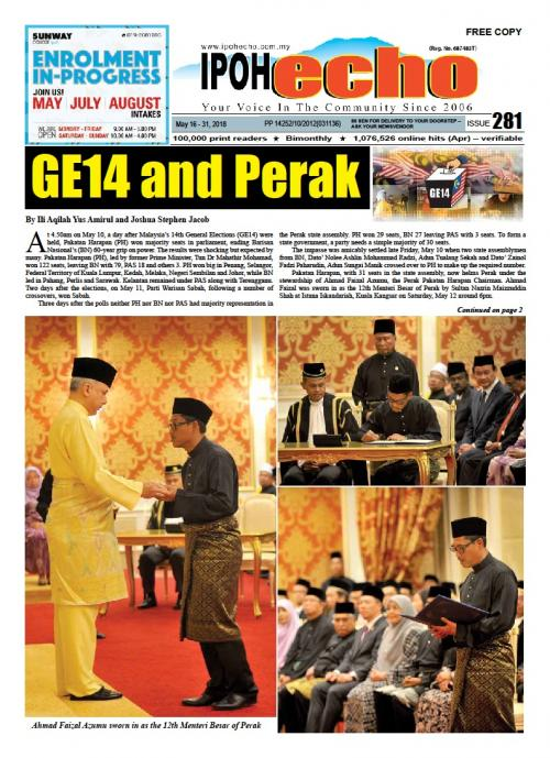 Ipoh Echo Issue 281