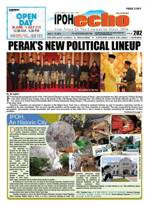 Ipoh Echo Issue 282