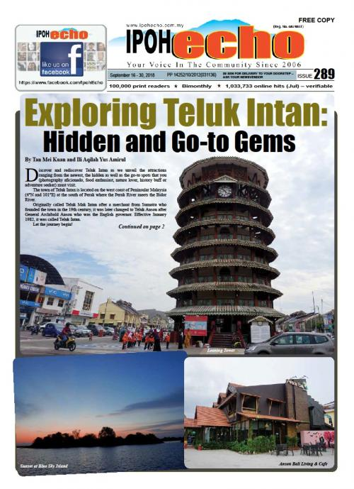 Ipoh Echo Issue 289