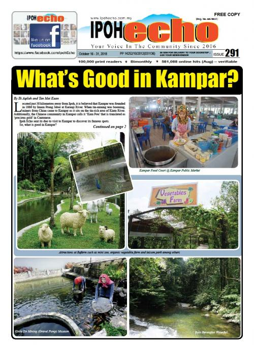 Ipoh Echo Issue 291