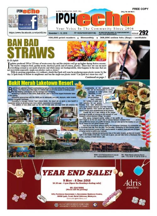 Ipoh Echo Issue 292