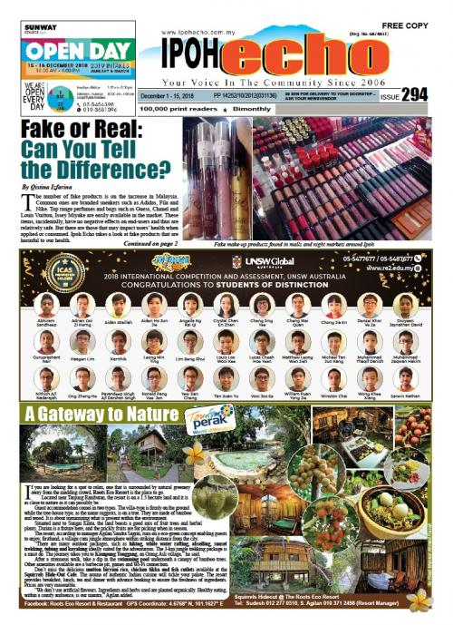 Ipoh Echo Issue 294