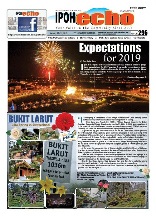 Ipoh Echo Issue 296