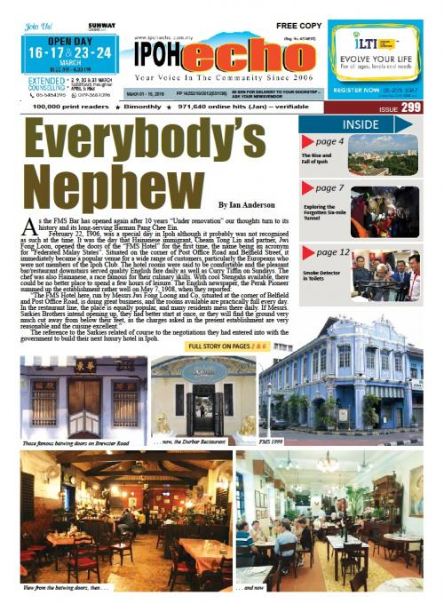 Ipoh Echo Issue 299