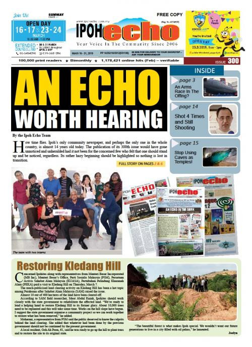 Ipoh Echo Issue 300