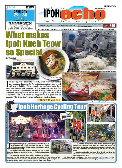 Ipoh Echo Issue 306