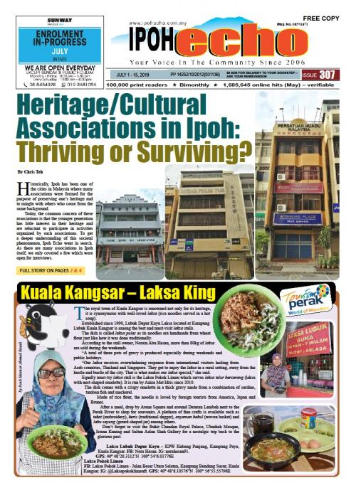 Ipoh Echo Issue 307