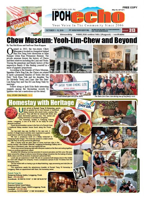 Ipoh Echo Issue 313