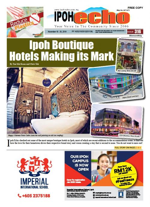 Ipoh Echo Issue 316