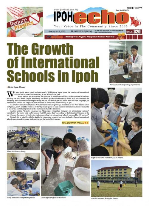 Ipoh Echo Issue 320